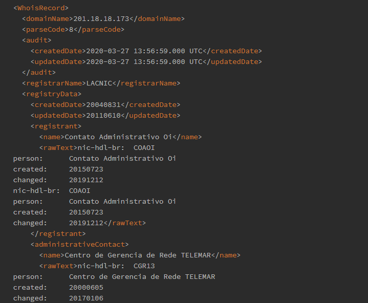 How to Use WHOIS API to Perform an IP Address WHOIS Lookup
