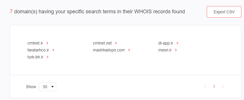 Acquire More Evidence from WHOIS and WHOIS History Records
